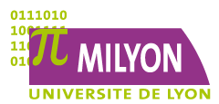 Description : ogo Milyon